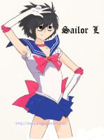 Sailor L by LAnimeL