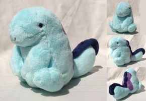 Quagsire Plush by Zenity