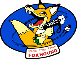 Special Force Group FOXHOUND by Doctor-G