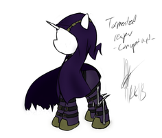 Tormented Outfit(CONCEPT)- MDW INC. by FullMetalPikmin