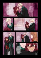 Rose and Scorpius by AlexielApril