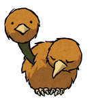 Doduo WWS by the19thGinny
