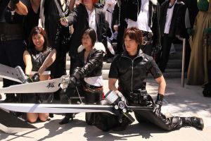 Noctis Engine Sword by SoCoPhDPepper