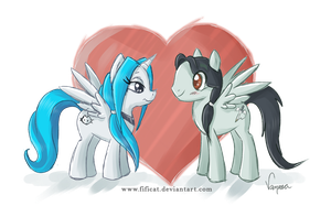 Love you forever by Fificat