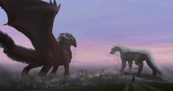 Scenic view (commission) by ThemeFinland