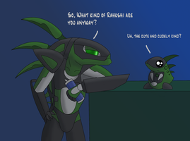 What kind of Rahkshi are you? by Saronicle