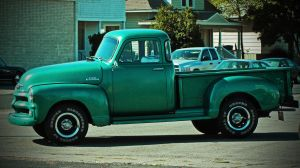 Chevrolet 3100 by tundra-timmy