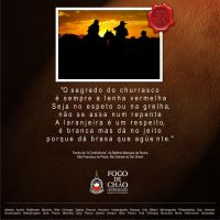 Fogo de Chao 30 anos by Markhal