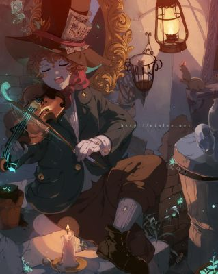 Back Alley Ballad by einlee
