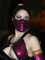 Cosplay Mileena  Alternate Costume by AsherWarr