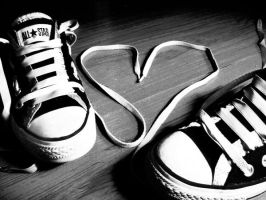 converse::love. by har13quinn