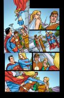 Superman Special pg 22 by ChrisSummersArts