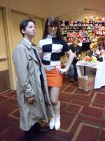 AnimeUSA 2011: Daria and Supernatural by LadyduLac