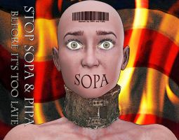 Save our Internet Stop SOPA and PIPA by joseph-sweet