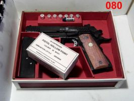 M-1911 Colt Automatic by heavyoxide