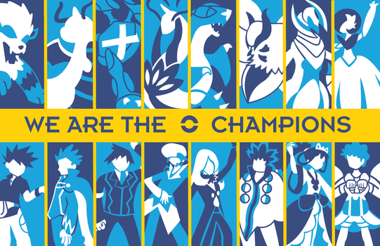 We Are the Champions by OddPenguin