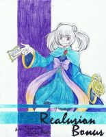 Realusion: Bonus Chapter 1 .:cover:. by alicekai33