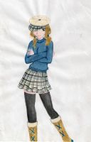 Winter Clothes by artemiscrow