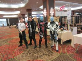 AFest 2012 - Mass Effect by Soynuts