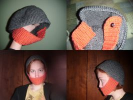 Bearded Hat by Ambrosial-Wolf