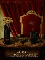 Office of the photographer by OmarAziz