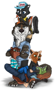 The Heart of the House - By Ziegelzeig by Darkflame-wolf