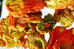 dried peppers by ANDMAiYESi1986