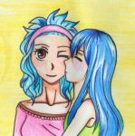 [Request] Levy X Wendy by Rina--Dragmirov