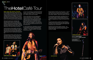 the hotel cafe tour by colorchrome