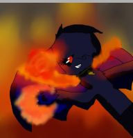 Dont Play With Fire by skyfire1223445667889