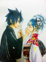 Gruvia Festival by Namida-no-Shinju