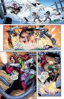 She-Hulks issue 4 page 3 by RyanStegman