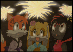 New Year .:2008:. by Kamiflor