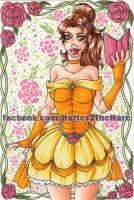 .:Belle:. by Hatter2theHare