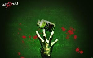 Left 4 Pills Wallpaper by RJD37