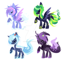 Pony batch 14 by Vania-k