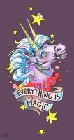 Everything is Magic by Firell