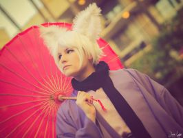 Tomoe from Kamisama Kiss 2 by SNTP