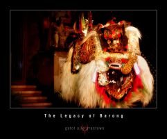 Legacy of Barong ... by DonCobretti