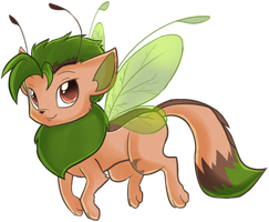 Faerie Xweetok by Rainywren