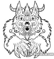 Wulftattoo2 by The-Monstrum