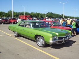 1972 Chevrolet Caprice Sedan by Mister-Lou