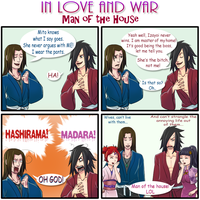 ILAW 04 - Man of the House by Miisu