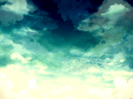 FREE BACKGROUND: Grunge Sky by JassyCoCo