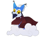 cloudy with a chance of GRYPHON by squizxy