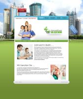 Dentist Layout Nr.1 by BlakeCeeno