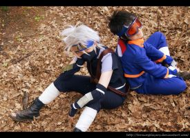 Kakashi Gaiden: Autumn by ToraCosplayers