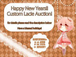 Lacies: 2 Day CUSTOM Auction! [OPEN HB $110] by niaro