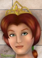 Princess Fiona by chesney