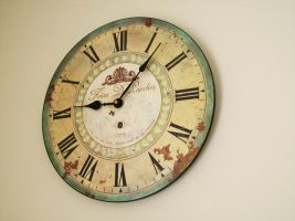 Wall Clock 05 by Elaweasel